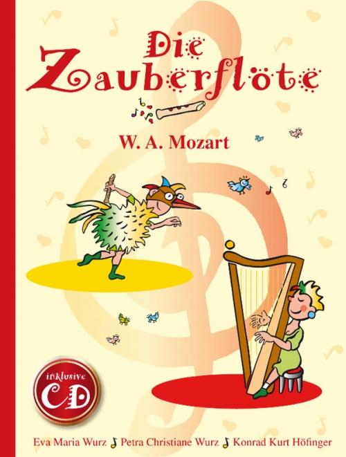 Annalena Kinderbuch - Die Zauberflöte